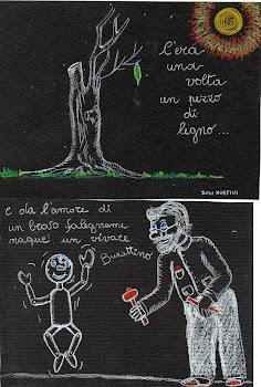 Pinocchio Tav 1,2