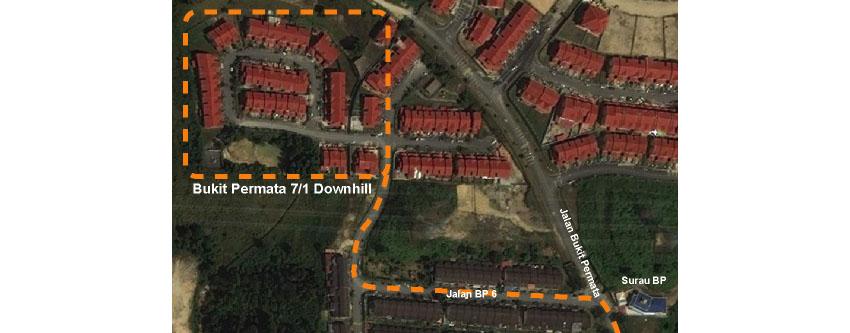 BPD Location