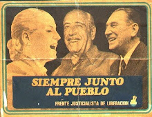 Evita-Cámpora-Perón