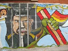 Mural Salta y España