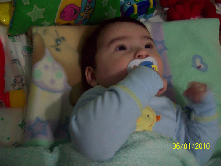 My son very cute!!  =D
