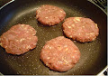 Recetas de hamburguesas light, hamburguesas caseras.