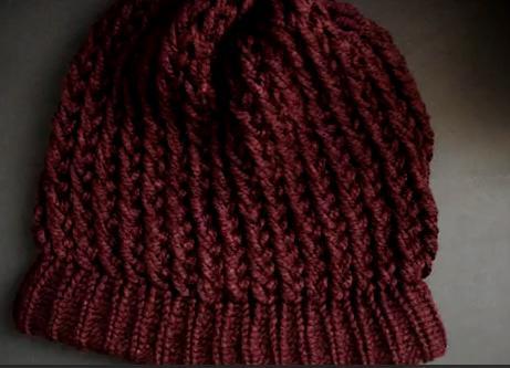 ... 100 gramos de lana puedes realizar un gorro bien abrigado materiales
