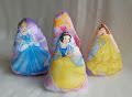 Como hacer  muñecas de princesas de Disney