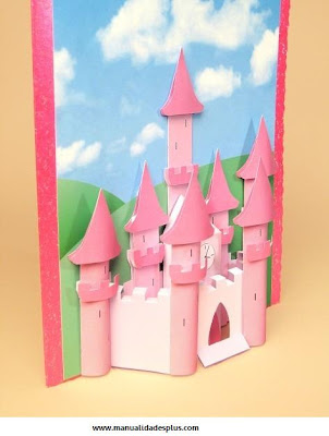 O Hacer Un Castillo De Princesas