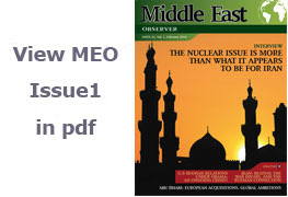 MIDDLE EAST OBSERVER (MEO)