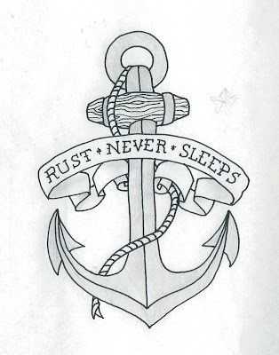 anchor tattoo designs
