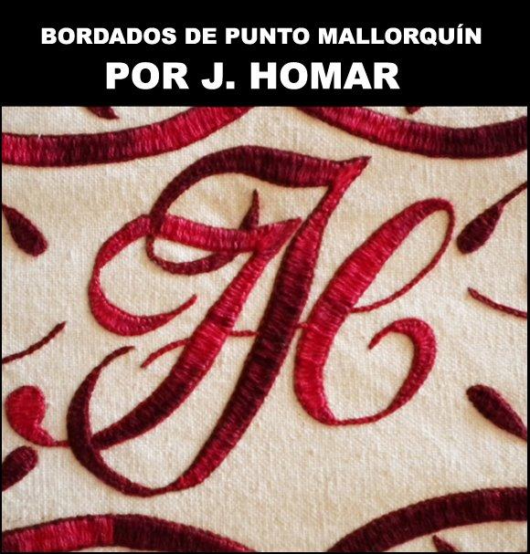 PUNTO MALLORQUÍN por J. HOMAR