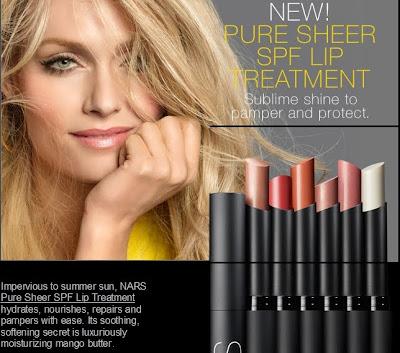 nars yeni makyaj malzemeleri ve ürünleri