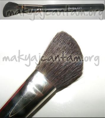 makyaj fırçaları hangi makyaj fırçası allık bronzer fırçaları inglot 3p
