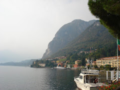 Lake Como from Mellagio