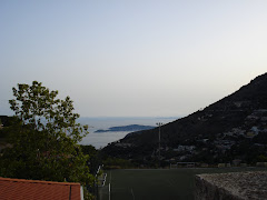 View of the Sea from La Turbie