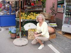 Lemons in Liguria...