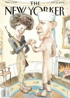 Sampul Majalah Kontroversial Menuai Banyak Kecaman