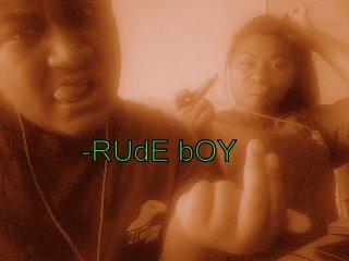 -RUDE BOYYY:)