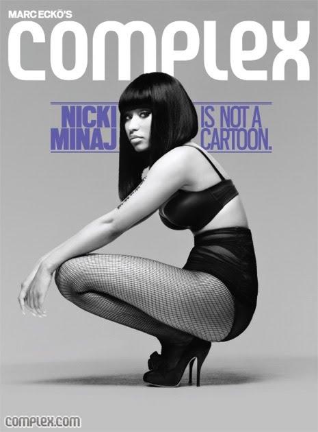 When I read articles like this I'm reminded of why I love Nicki Minaj soo
