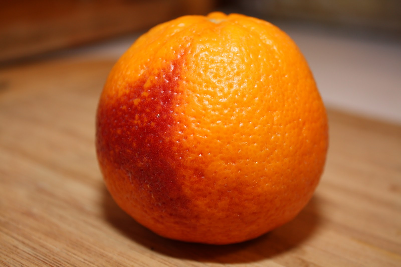 Blood oranges are one of the few remaining fruits that seem to be ...