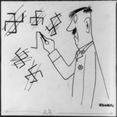 Cartoon Drawings Hitler