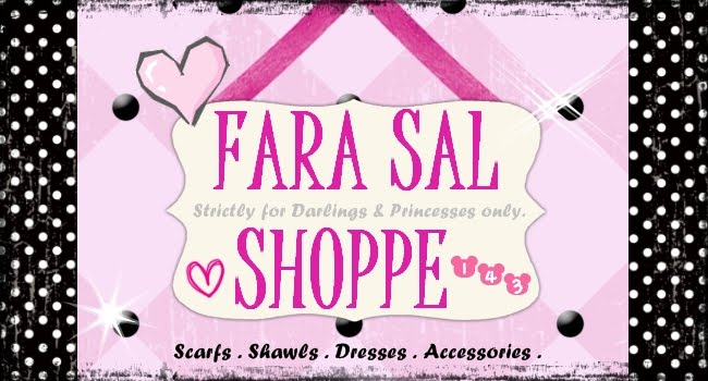 ♥♥ FaraSal Shoppe ♥♥