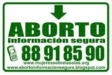 LÍNEA ABORTO SEGURO
