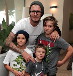 Beckham Punya Anak Lagi | Berita Sepak Bola Terlengkap | Berita Bola