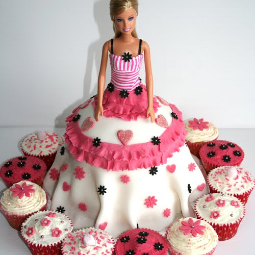 Est la vie design barbie themed birthday party