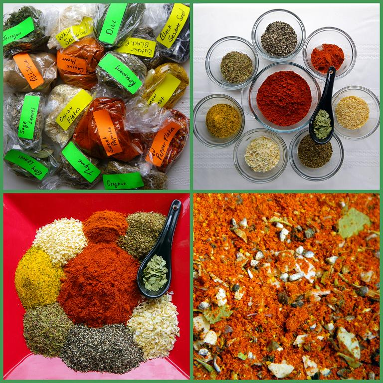 52 Ways to Cook: Herb/Spice Mix Day - 3 Spice Mixes I Cannot Live ...