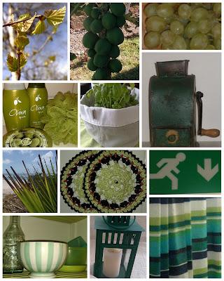 Farger Grønn