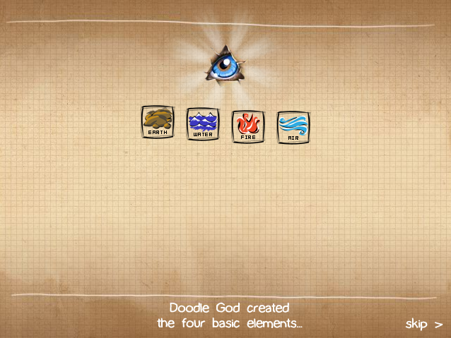 The Kongqueror: Doodle God