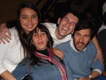 NAdia, Paula, Germán y Alfredo