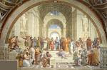 School of Athens of major ancient Greek philosophers