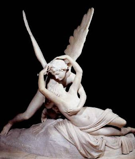 Eros and Thanatos in loving embrace