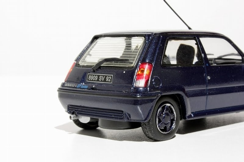 Renault 5 Gt Turbo. Renault 5 GT Turbo