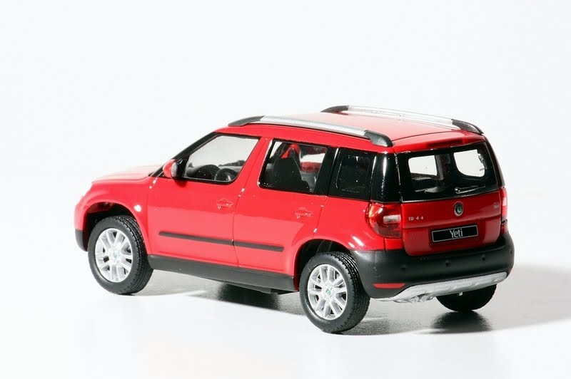 miniautohobby skoda yeti. Black Bedroom Furniture Sets. Home Design Ideas