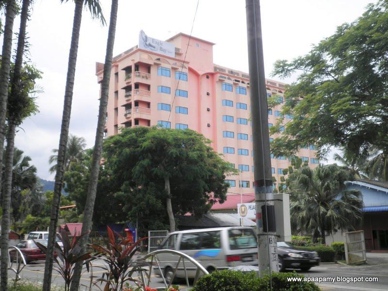 Bayview Hotel Langkawi. Eagle Bay Hotel, Langkawi,