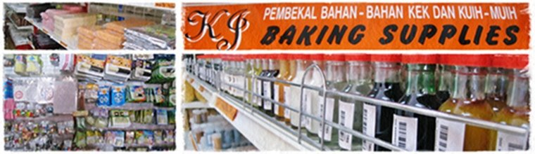 KJ Baking Supplies