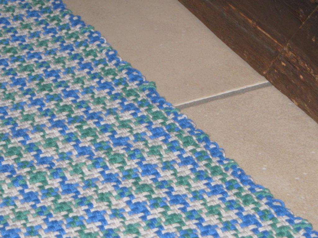Pauli tejidos alfombras for Alfombras de hilo