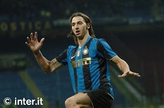 Zlatan Ibrahimovic, principal protagonista del Inter-Chievo