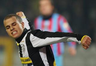 Sebastián Giovinco celebrando un gol