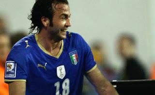 Pazzini se ha convertido en uno de los jugadores estrella de la azzurra
