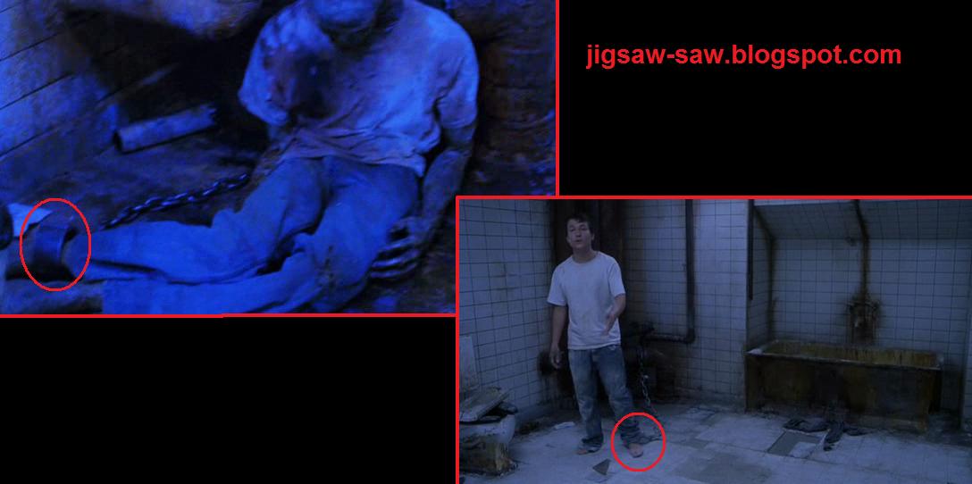 Errores y curiosidades en Saw 2 | Saw-blog - Todo sobre SAШ