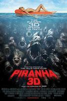 Pirana 3D (2010) online y gratis