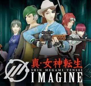 História do ShinMegami Tensei - Imagine Shin-Megami-Tensei