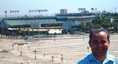 """Dodger Stadium"" California 2008"