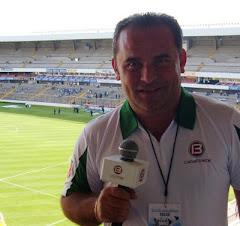 """En el estadio """"Corregidora"""" 2009"""