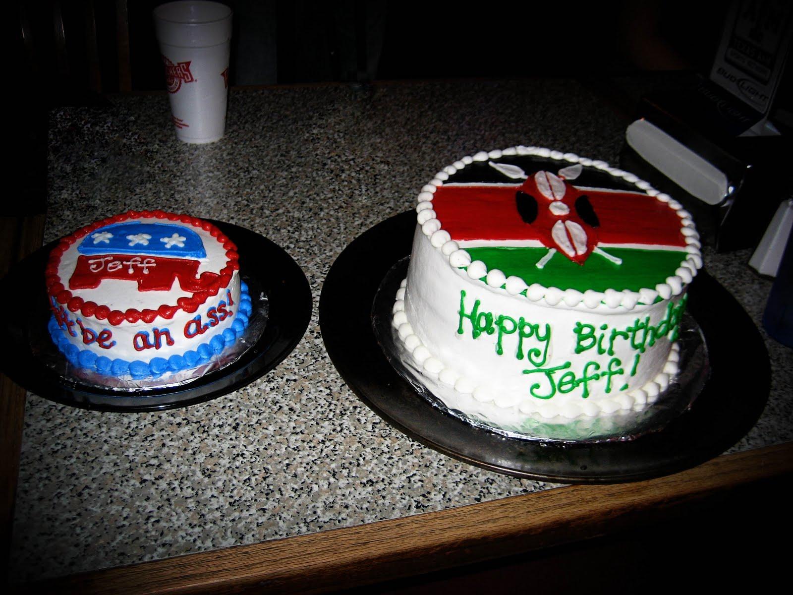 Cakes By Jen Morrison Happy Birthday Jeff