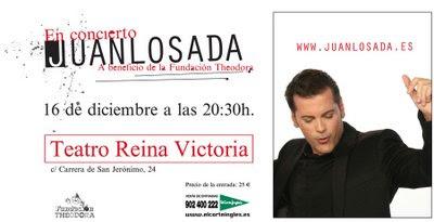 Juan Losada en concierto
