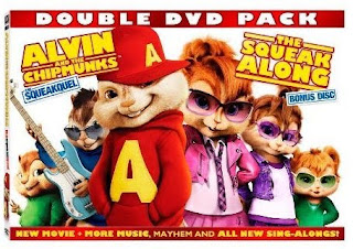 Alvin and the Chipmunks: The Squeakqueal