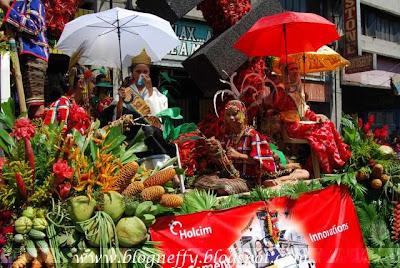 Davao City, entertainment, Kadayawan Festival, Philippines, travel and destinations, nikon d40x, holcim float