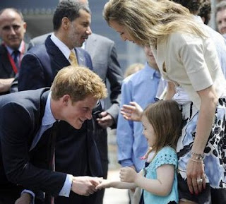 Prince Harry in the USA